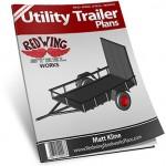 Utility Trailer Plans 5x8