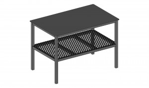 Terrific Welding Table Plans 3X5 Heavy Duty Red Wing Steel Works Download Free Architecture Designs Embacsunscenecom